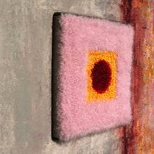 Afbeelding in Gallery-weergave laden, SQUARE II *60 | ACRYL KERAMIEK TEXTIEL (created by BAMbeeldend|Odile)