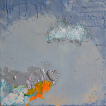 Afbeelding in Gallery-weergave laden, SQUARE *30 VII ENCAUSTIC