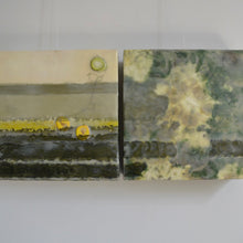 Afbeelding in Gallery-weergave laden, SQUARE *30 VI TWEELUIK ENCAUSTIC