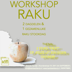 WORKSHOP RAKU