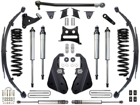 "17-UP FORD F-250/F-350 7"" STAGE 2 SUSPENSION SYSTEM - 17-UP FORD F-250/F-350 7"" STAGE 2 SUSPENSION SYSTEM - ICON Vehicle Dynamics - Texas Complete Truck Center"