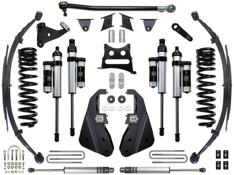 "17-UP FORD F-250/F-350 7"" STAGE 3 SUSPENSION SYSTEM - 17-UP FORD F-250/F-350 7"" STAGE 3 SUSPENSION SYSTEM - ICON Vehicle Dynamics - Texas Complete Truck Center"