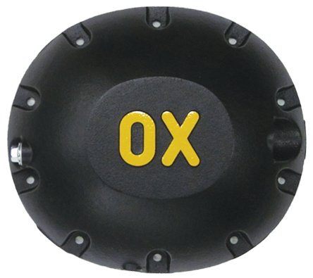 Chrysler 8.25 Differential Cover Heavy Duty Ox Locker