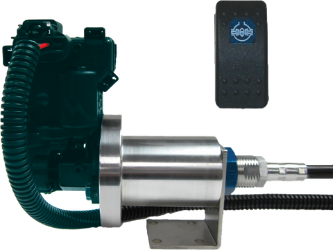 OX locker Electric Actuator System