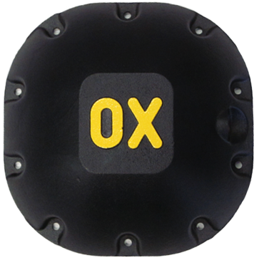 Ford 8.8 Differential Cover Heavy Duty Ox Locker