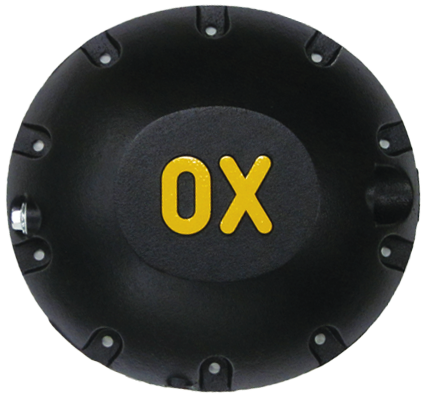GM 10 Bolt Differential Cover Heavy Duty Ox Locker