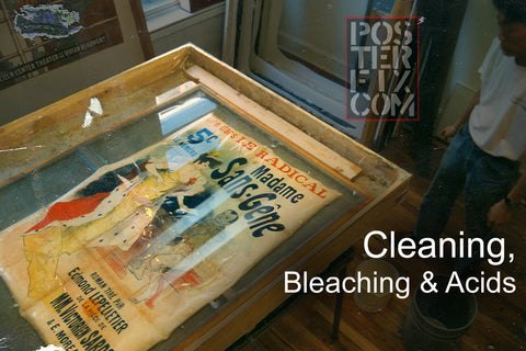 Posterfix Cleaning