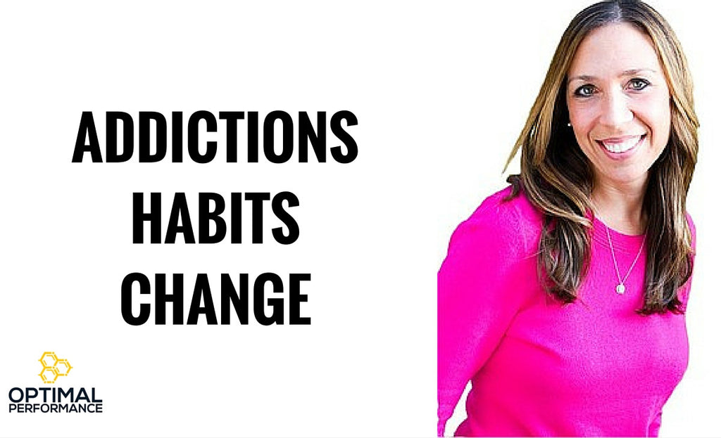 Dr. Amy Johson: The Truth About Addictions, Habits and How To Make Change