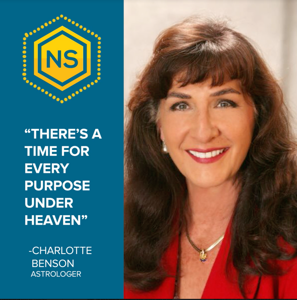198 Personal optimization through the cosmic lens  with Charlotte Benson