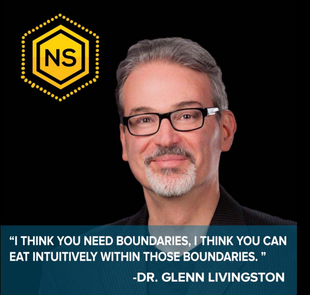 206 Never Binge Again with Dr. Glenn Livingston