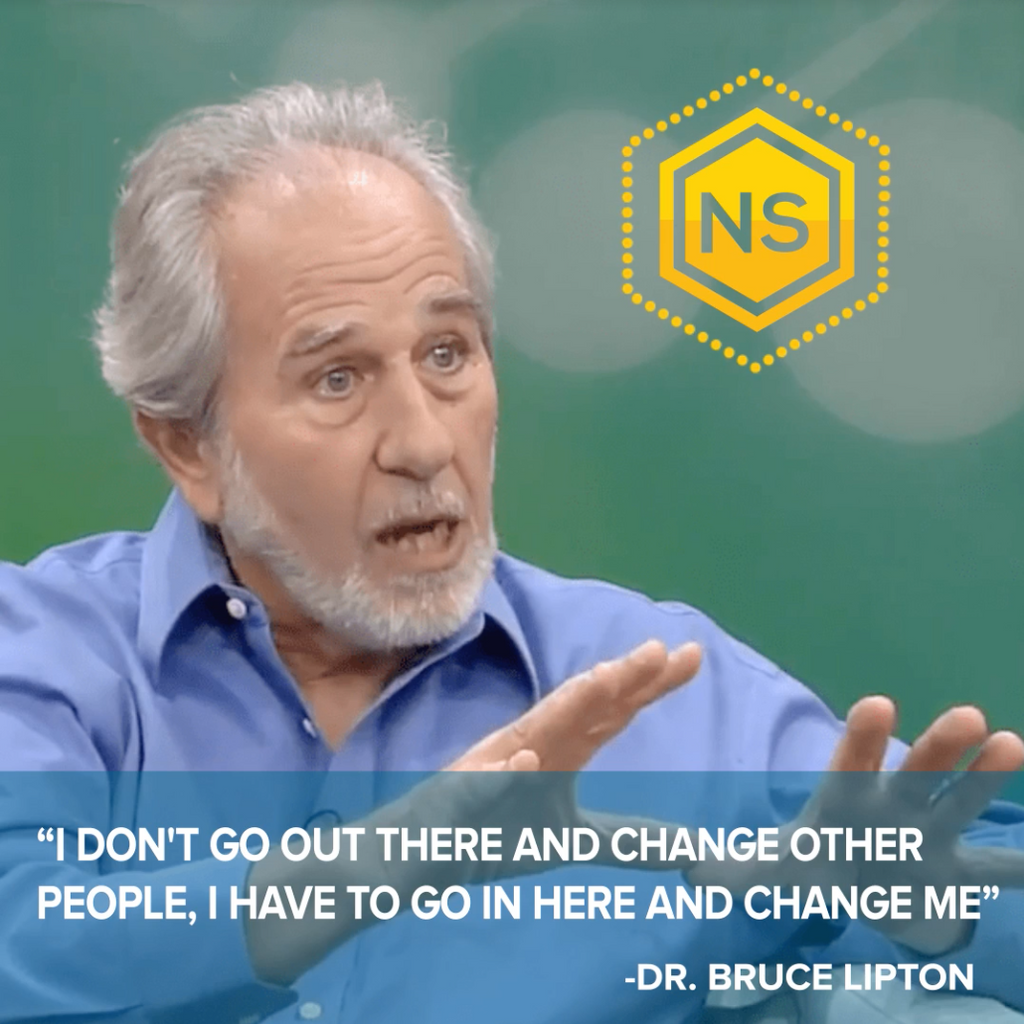 214 How To Re-Program Your Crippling Subconscious Mind With Dr. Bruce Lipton