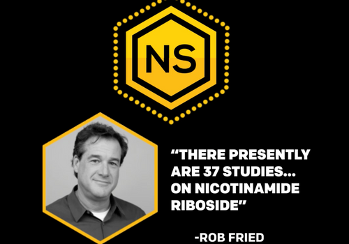 221 TRU NIAGEN, NAD & Longevity With Rob Fried From Chromadex