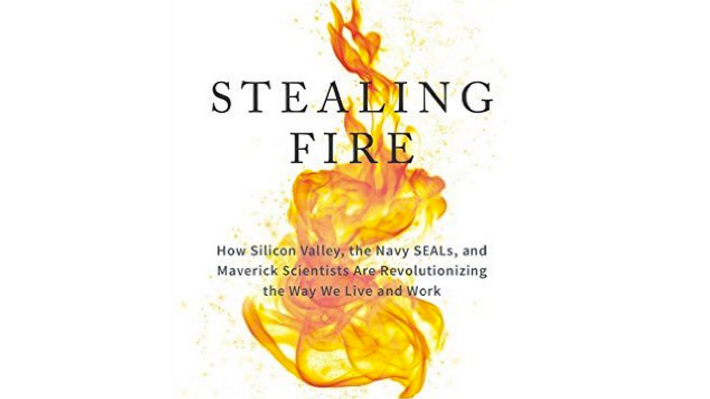 Stealing Fire Interview: Jamie Wheal on Altered States for Peak Performance