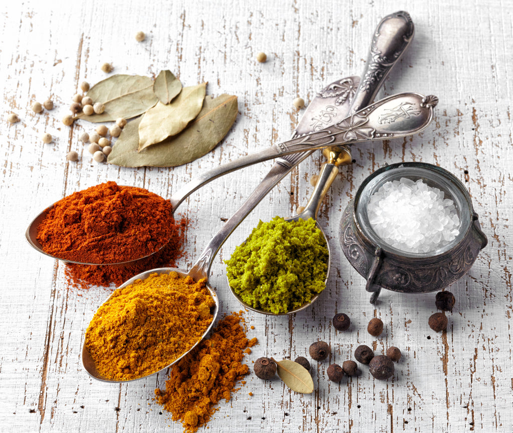 5 Spices That Enhance Your Food and Make You Healthier