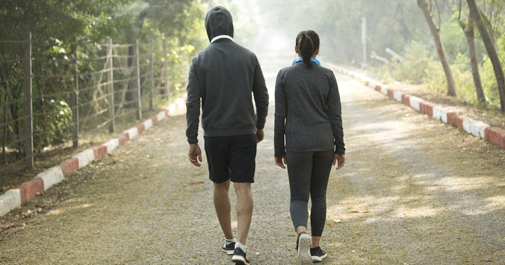 The Greatest Benefit of Walking Has Nothing To Do With Exercise