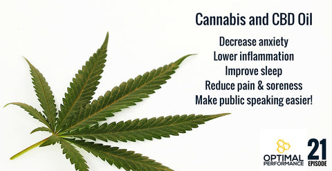 Cannabis and CBD Oil Health Benefits