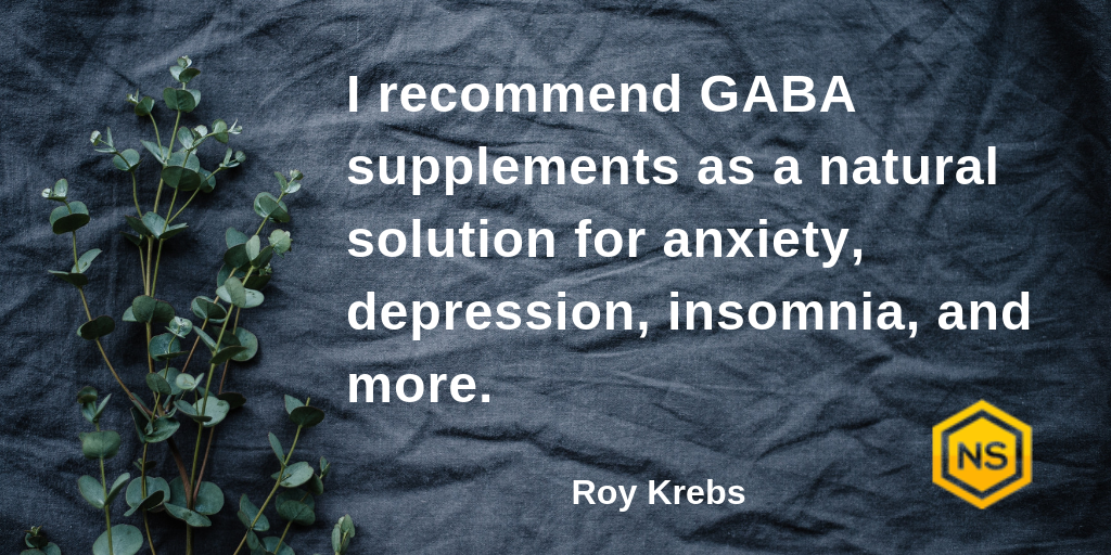 Why GABA is one of the Best Supplements for Anxiety and Sleep