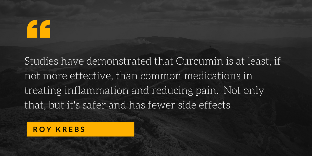 lowdown on Curcumin supplements