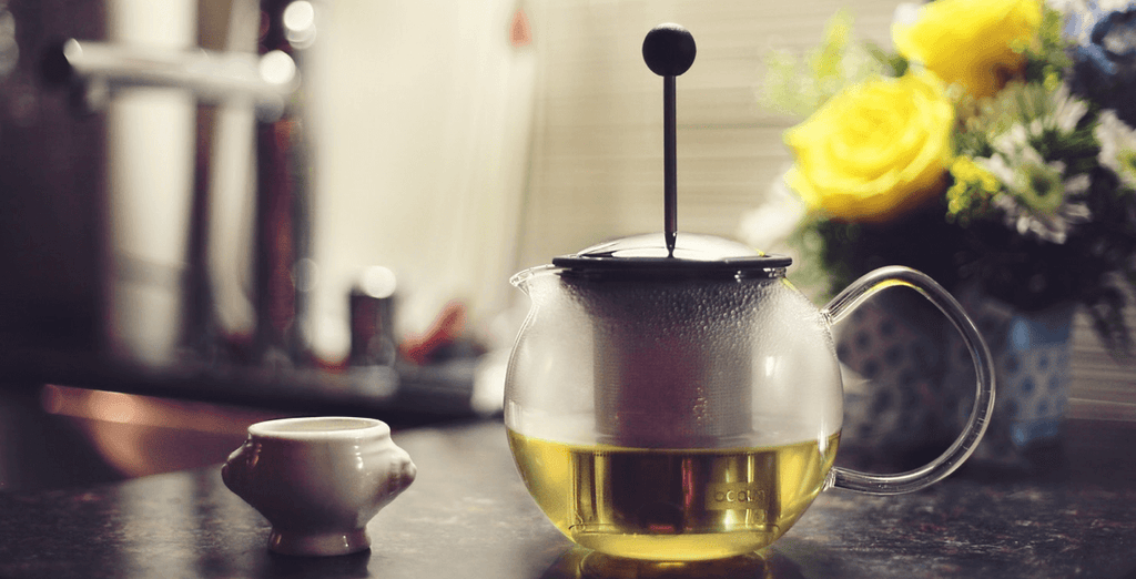 Best Anti Inflammatory Herbs - Green Tea