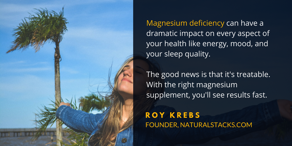 magnesium-deficiency-problems
