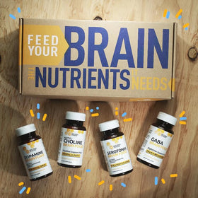The Brain Food Box (Save 56.05%)