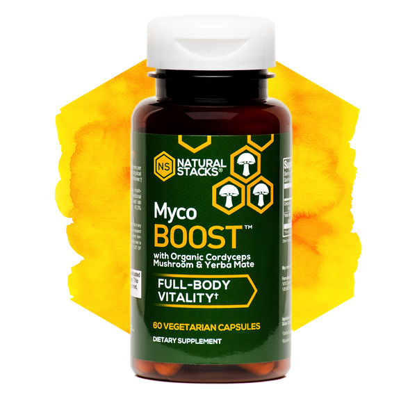 MycoBOOST™ - Full-Body Vitality
