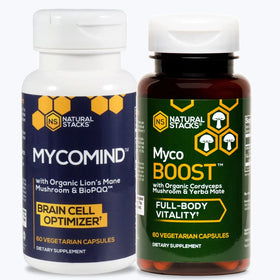 Myco Stack - MIND and BOOST