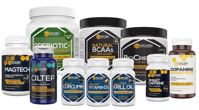 Total Performance Stack™