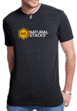 Natural Stacks Logo Tee