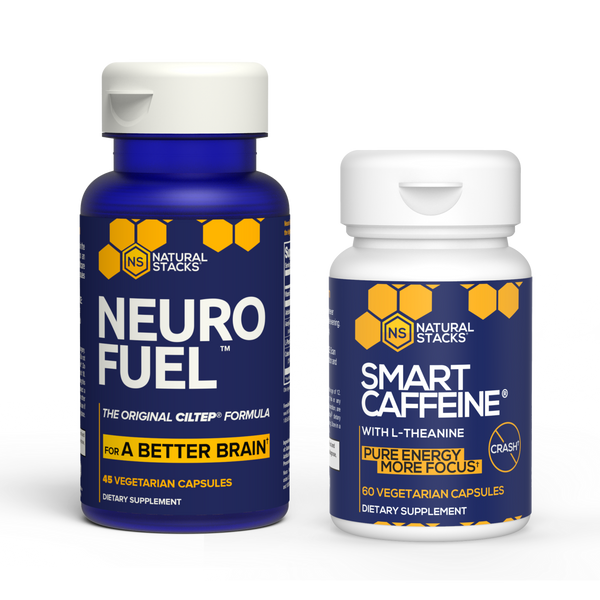 NEUROFUEL™ + Smart Caffeine® Stack