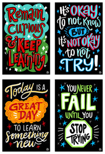 The Keep Learning Collection | 4 - Pack