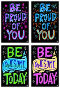 The Awesome & Proud Collection | 4 - Pack