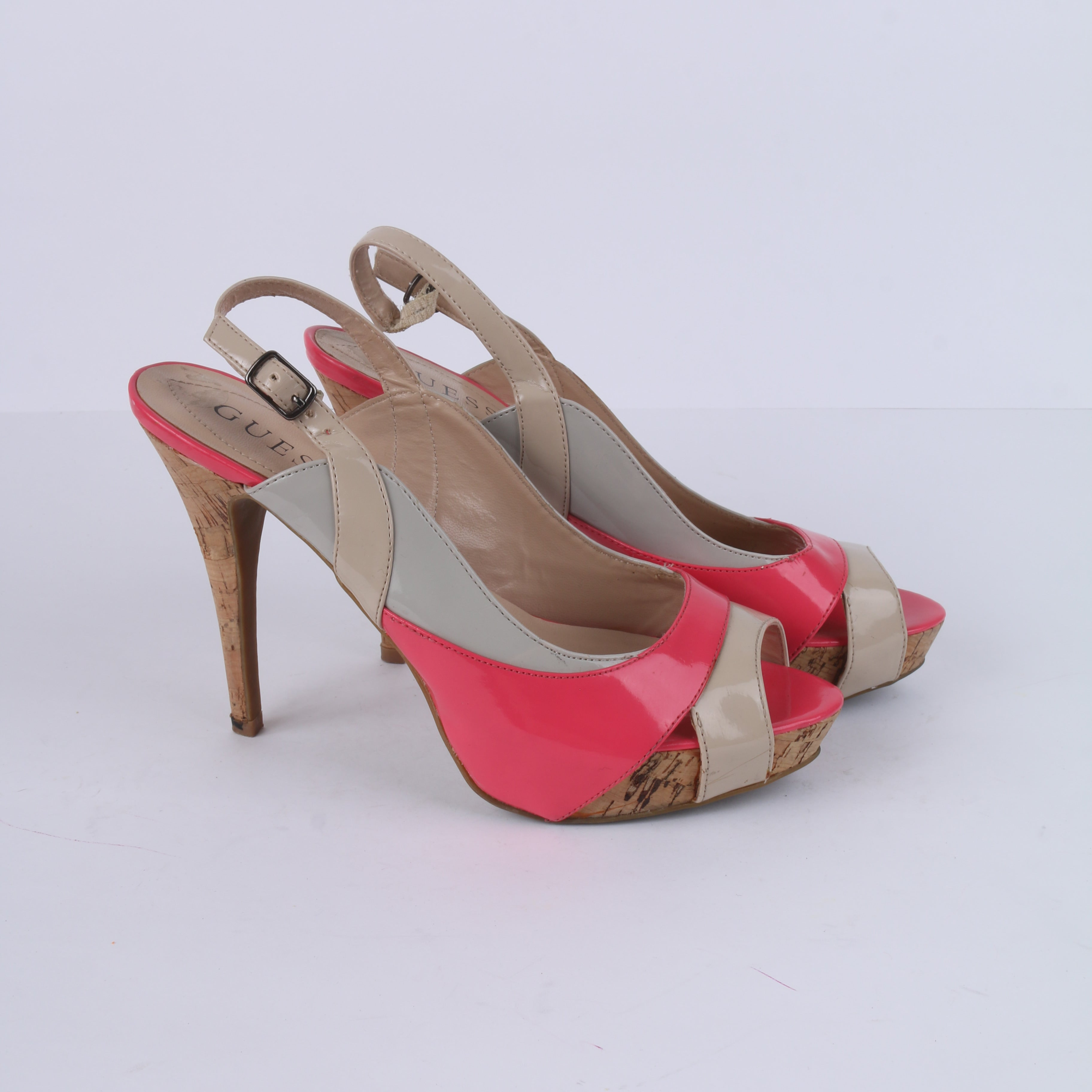 ZAPATILLAS PEEP TOE GUESS