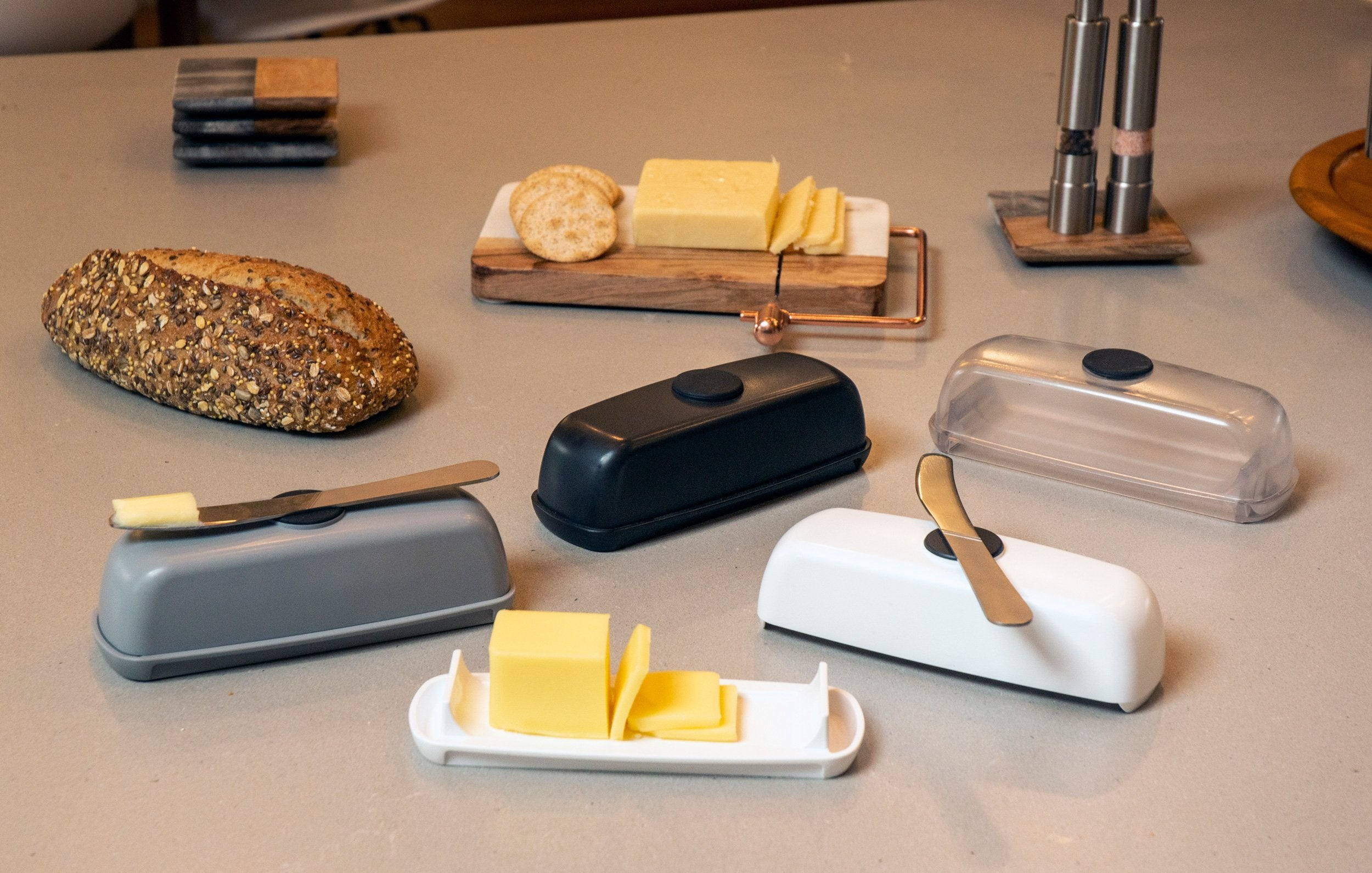 DISCOUNTED Gen 1.0 - Butter Hub butter dish