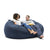 Big Joe XXL 7' Fuf Bean Bag Chair, Multiple Colors/Fabrics