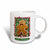3dRose Gingerbread Boy, Merry Christmas, Ceramic Mug, 11-ounce