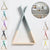 2019 New Creative Triangle Wall Frame House Shelf Display Rack Decorate Living Room Bedroom Children Room Crafts Storage Rack