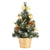 ENJOY 20/30/40cm Mini Christmas Trees Pine Tree Desktop Xmas Decorations Festival Home Party Ornaments