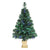 Holiday Time Fiber Optic Conical Christmas Tree 32 in, Green