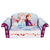 Disney Frozen 2 Kids 2-in-1 Flip Open Foam Sofa, Anna & Elsa