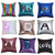 Decorative Reversible Pillow cover for Sofa