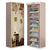 Simple Multi Layer Shoe Rack Oxford Cloth Galvanized Tube Assembled Storage Closet for Home Furniture Hallway Shoe Organizer