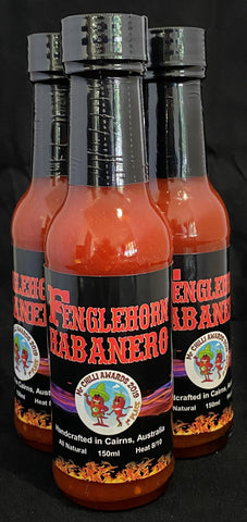 Fenglehorn Habanero 150ml 3 pack