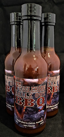 Fenglehorn Ballz Out BBQ 250ml 3 pack