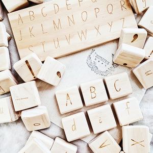 Learning Letters Set