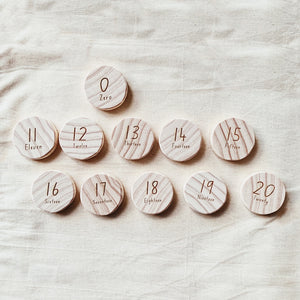 Counting Coins 11-20 & 0