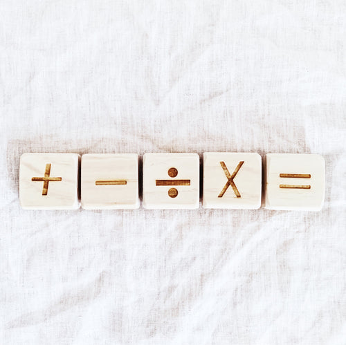 Maths Equation tiles