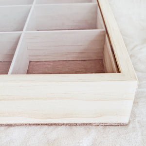 Large Tinker Tray Nature Box