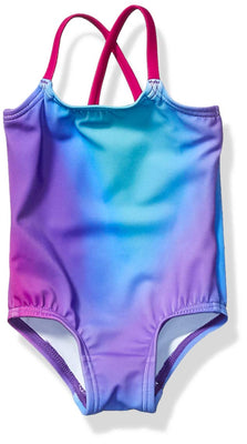Amazon Essentials Baby Girl's One-Piece Swimsuit