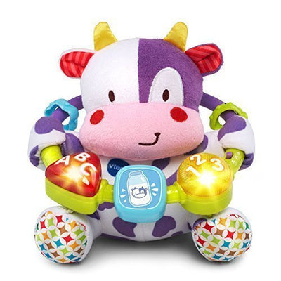 VTech Baby Lil' Critters Moosical Beads Amazon Exclusive, Purple